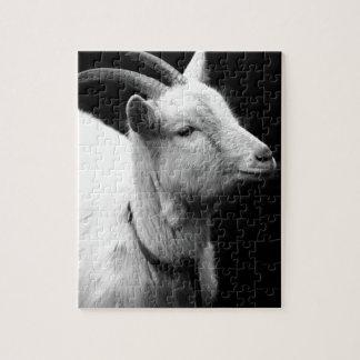 chèvre puzzle