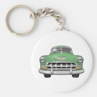 Chevrolet 1952 de luxe porte-clé rond
