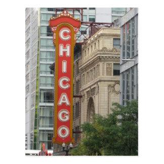 Chicago Carte Postale