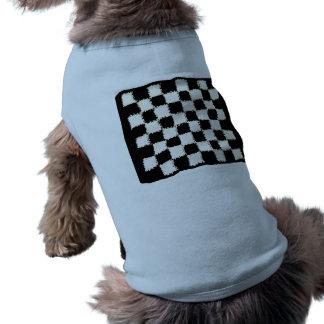 Chien Cltothing avec le style à crochet et T-shirts Pour Chien