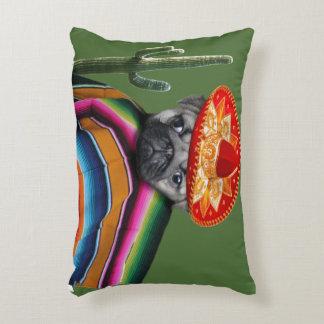 Chien mexicain de carlin coussins décoratifs