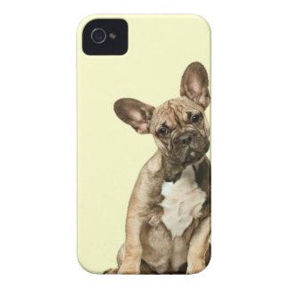 Chien mignon coques iPhone 4 Case-Mate