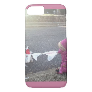 Chien Walkin Coque iPhone 8/7