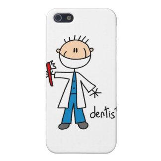 Chiffre de bâton de dentiste étui iPhone 5