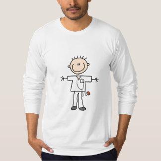 Chiffre masculin T-shirts et cadeaux de bâton