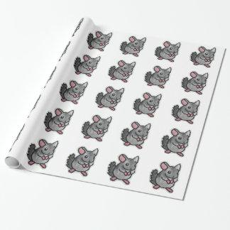 Chinchilla Papier Cadeau