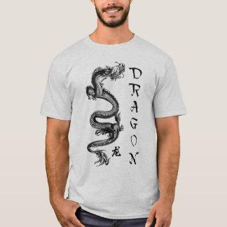 Chinese draak t shirt