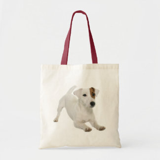 Chiot de Jack Russell Terrier Tote Bag
