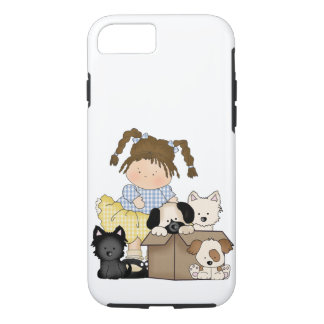 Chiots d'amour coque iPhone 7