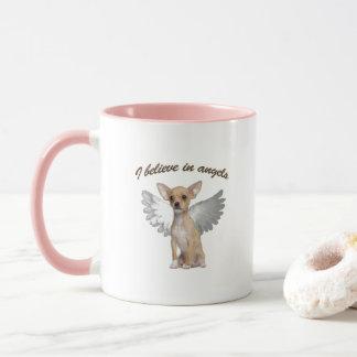 Chiwawa d'ange mug