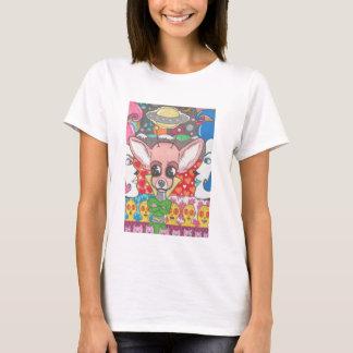 Chiwawa martien t-shirt