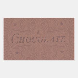 Chocolat Adhésif
