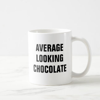 Chocolat de regard moyen mug