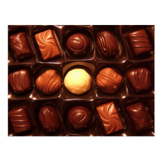 CHOCOLATS BELGES CARTES POSTALES