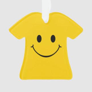 Choisissez d'être visage souriant heureux