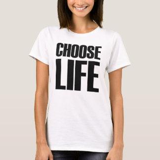 Choisissez le T-shirt d'années '80 de la vie