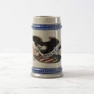 Chope À Bière 150th Bière Stein de Gettysburg