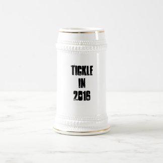 Chope À Bière Chatouillez pour le président 2016