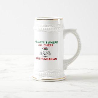 Chope À Bière Chefs hongrois