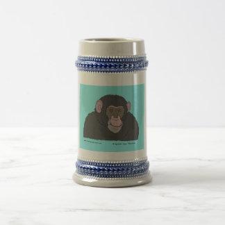 Chope À Bière Chimpanzé