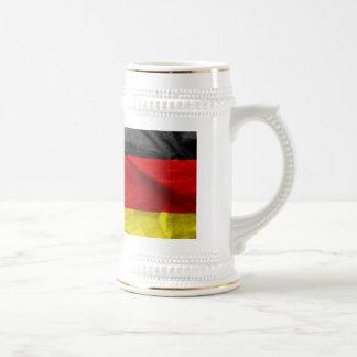 Chope À Bière Drapeau allemand