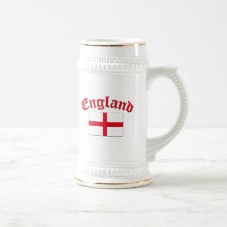 Chope À Bière Drapeau anglais