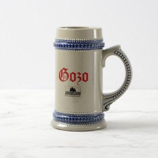 Chope À Bière Drapeau de Gozo