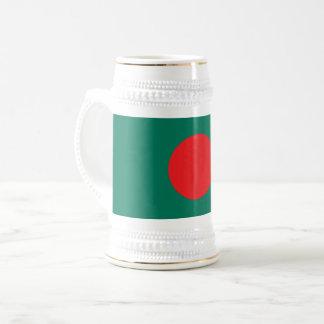 Chope À Bière Drapeau du Bangladesh