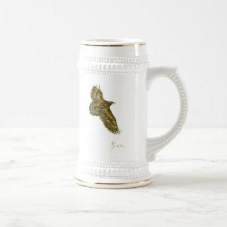 Chope À Bière Eagle d'or Stein