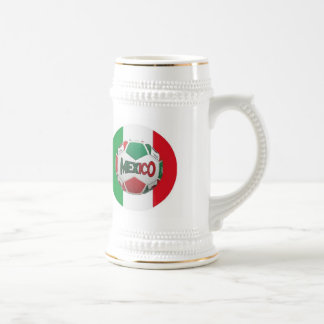Chope À Bière FOOTBALL Mexique