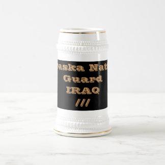 Chope À Bière Garde nationale IRAK du Nébraska