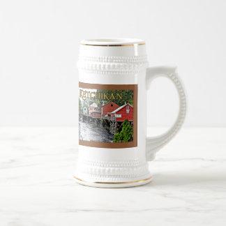 Chope À Bière Ketchikan Stein