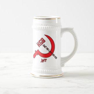 Chope À Bière KGB Stein de emballage - Jeff