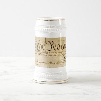 Chope À Bière La constitution