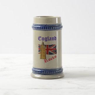 Chope À Bière L'Angleterre bascule Stein