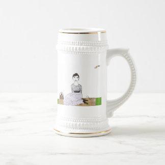 Chope À Bière Le pique-nique de Jane Austen