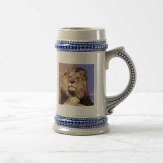 Chope À Bière Lion