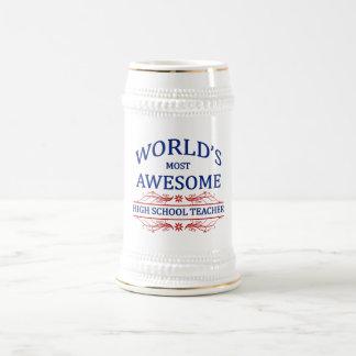 Chope À Bière Maître d'école le plus impressionnant du monde le