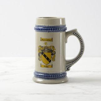 Chope À Bière Manteau de Lowe des bras Stein/de la crête Stein