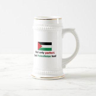Chope À Bière Palestinien parfait