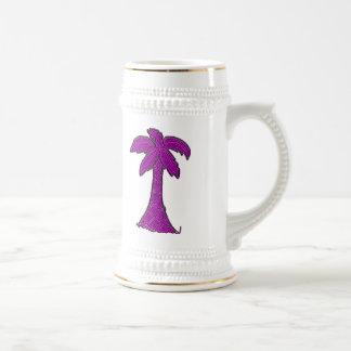Chope À Bière Palmetto de la Caroline du Sud