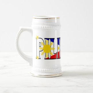 Chope À Bière Philippines Stein