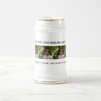 Chope À Bière Plouc sur des Steins