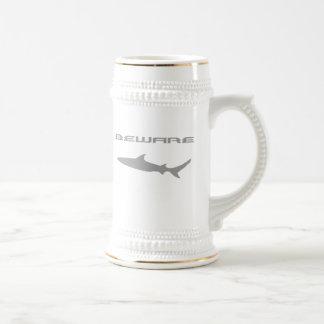 Chope À Bière Requin
