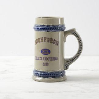 Chope À Bière Santé et forme physique Stein d'Ironforge