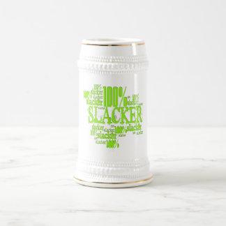 Chope À Bière Slacker de 100% - Stein