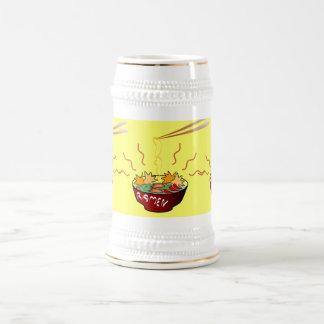 Chope À Bière stein de ramen