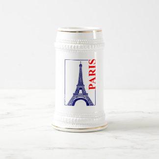 Chope À Bière Tour de Paris-Eiffel