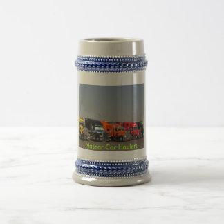 Chope À Bière Transporteurs de voiture de Nascar
