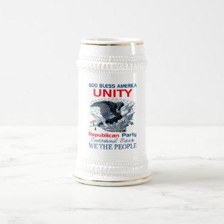 Chope À Bière Unité républicaine